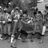 もしも三国志演義でお馴染みの五虎大将軍がスーパー戦隊シリーズになったら